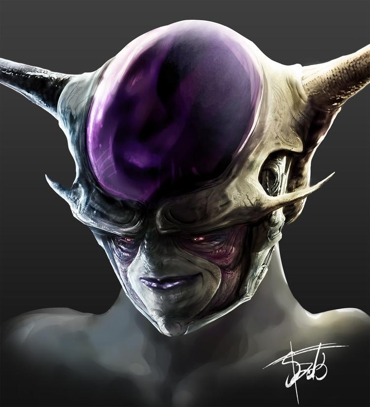 Fanmade concept art Dragon Ball - __tabi__   ello