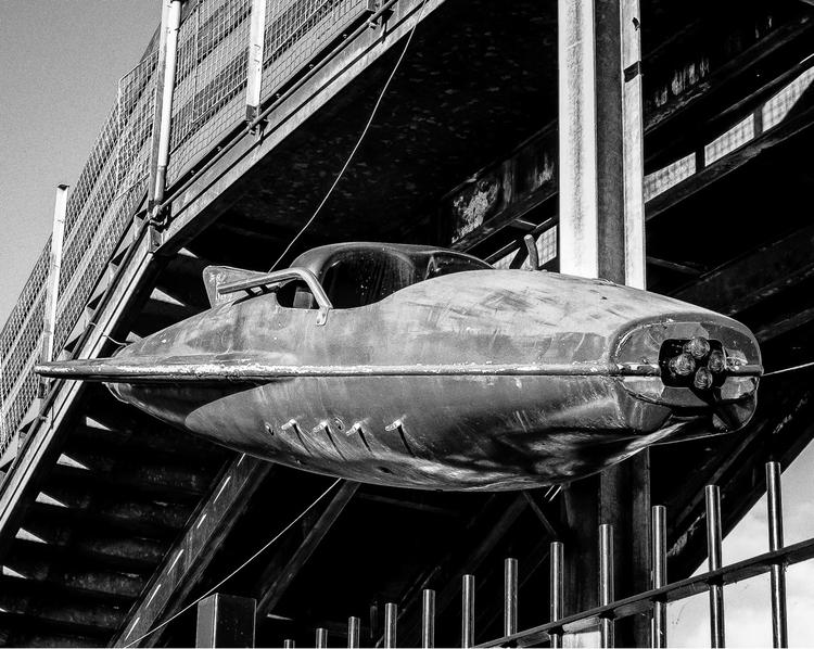 Spaceship - spaceship, fairground - fujix | ello
