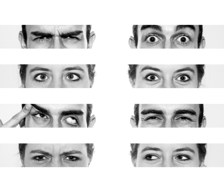 guess expressions - faces, eyes - betchphoto | ello
