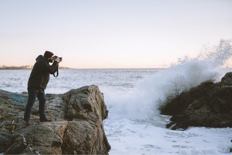 post, Rhode Island coastal shoo - aaronmello | ello