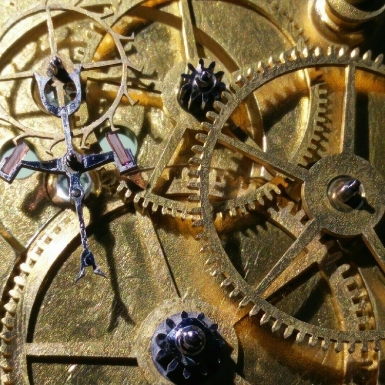 vintage, pocketwatch, watchmaking - elgintime | ello
