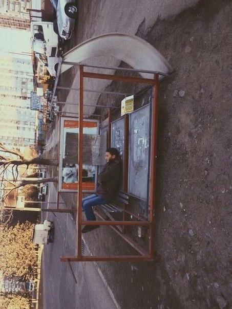 Bus stops Russia - weirdrussia   ello