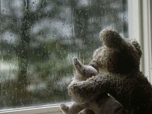 ...raining raining head pillow - asensiblehuman | ello