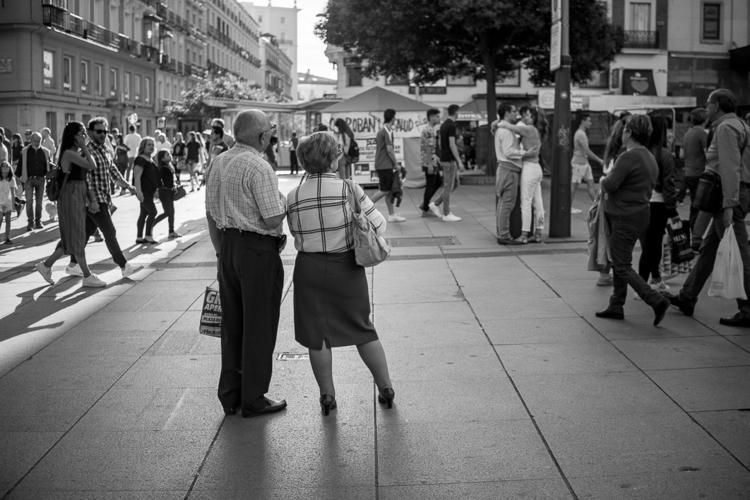 Madrid - streetphotography - juananguerrero | ello