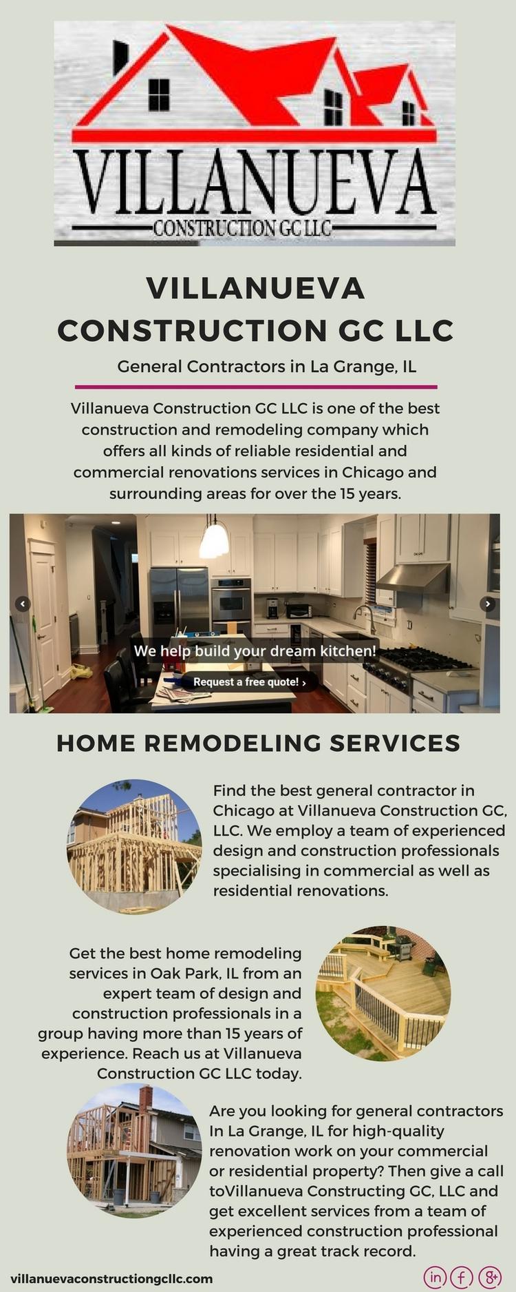 Searching General Contractors B - villanuevaconstruction   ello