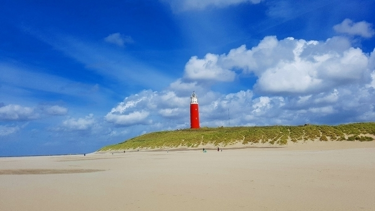 beautiful day - Lighthouse, Texel - _almar_ | ello