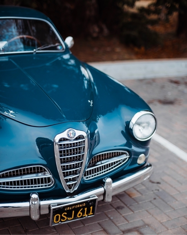 perfect blue - alfaromeo, motors - tjl_petrol | ello