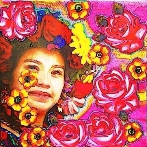 Mujer Divina Collage Gallery Ca - rebelbetty | ello
