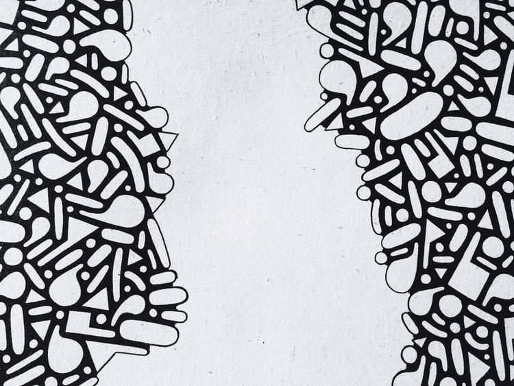 Early DNA study, 2015  - illustration - bukau | ello