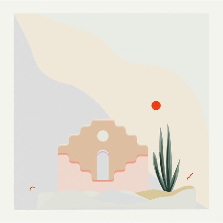 sweet - illustration, art, architecture - alejandragarcia | ello