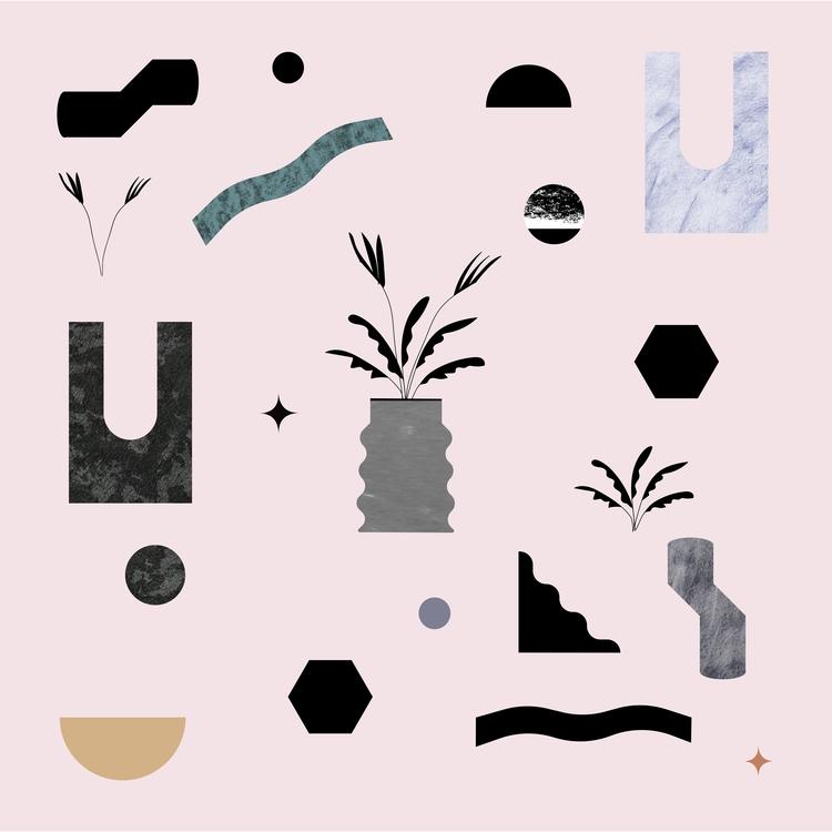 Dyestuff - minimal, illustration - alejandragarcia | ello