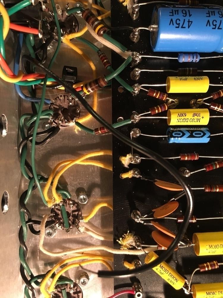 Totally built watt amp. plug te - hippiejoe   ello