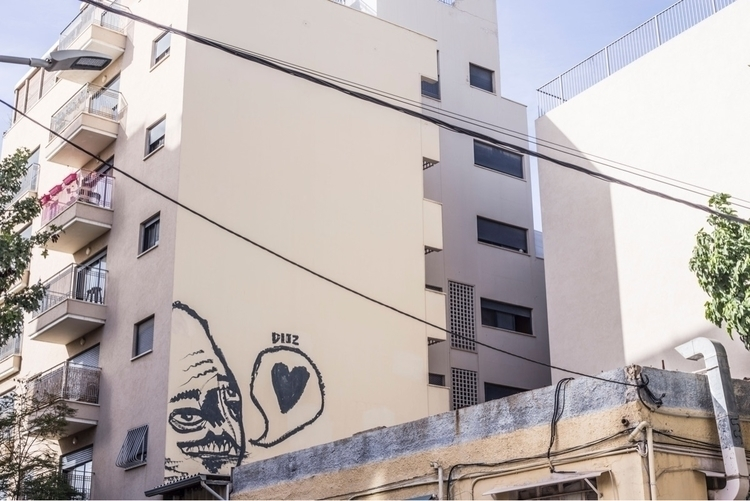 Tel Aviv, Israel | 01.2018 - kaitlynnskates | ello