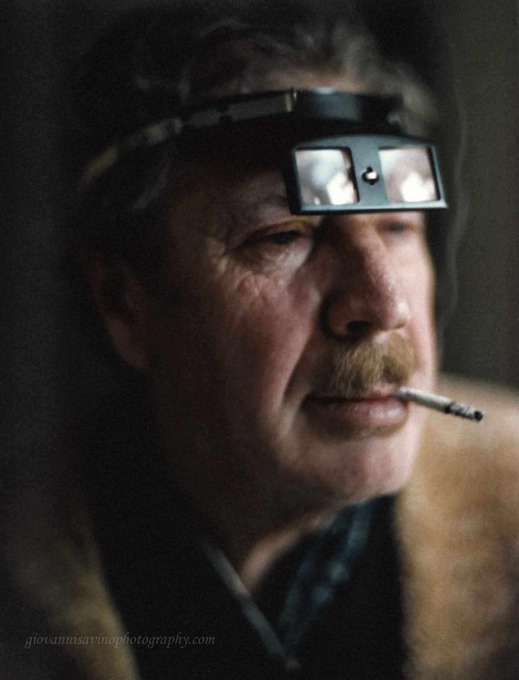 Studio Portrait, Instant film,  - giovannisavinophotography | ello