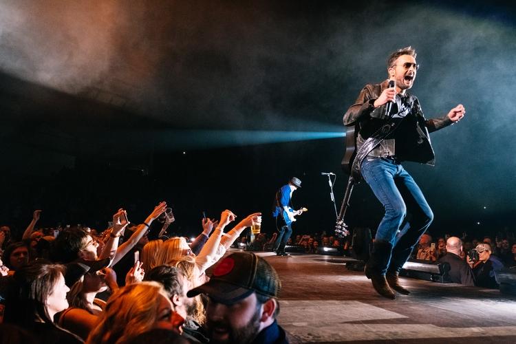 Eric Church / Tacoma 2017 - music - hilgendorf   ello