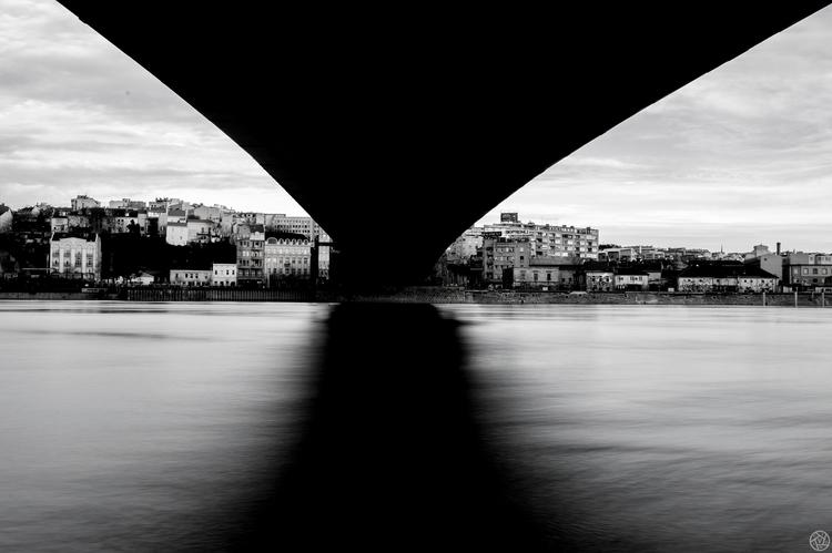 photo bridge called Brankov bri - vladimirtomic | ello