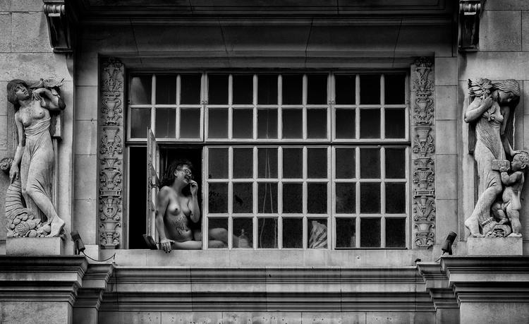 Window dressing - bristol,, streetphotography - dazsmith | ello
