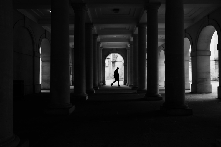 Temple Church - London., streetphotography - dazsmith | ello