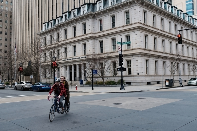 raleigh, streetphotography, tandembicycle - magnus919   ello