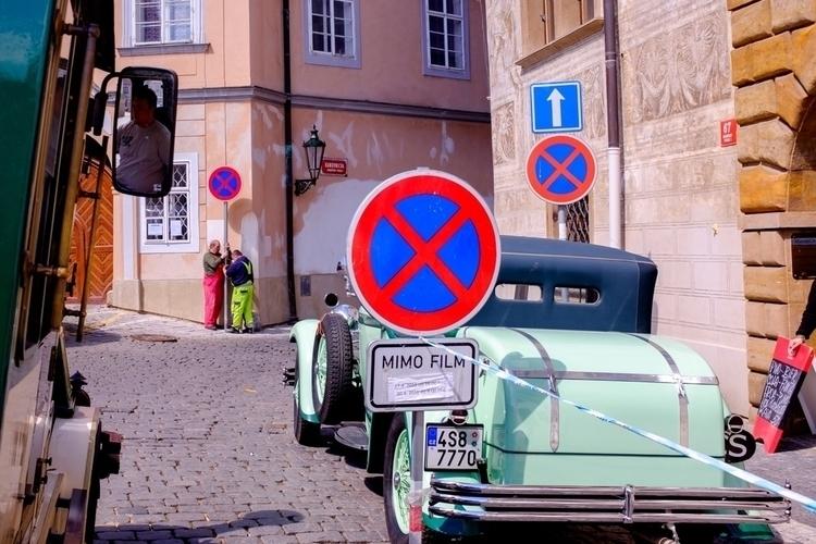 Stop. Prague 2016 - michaelgoldrei | ello