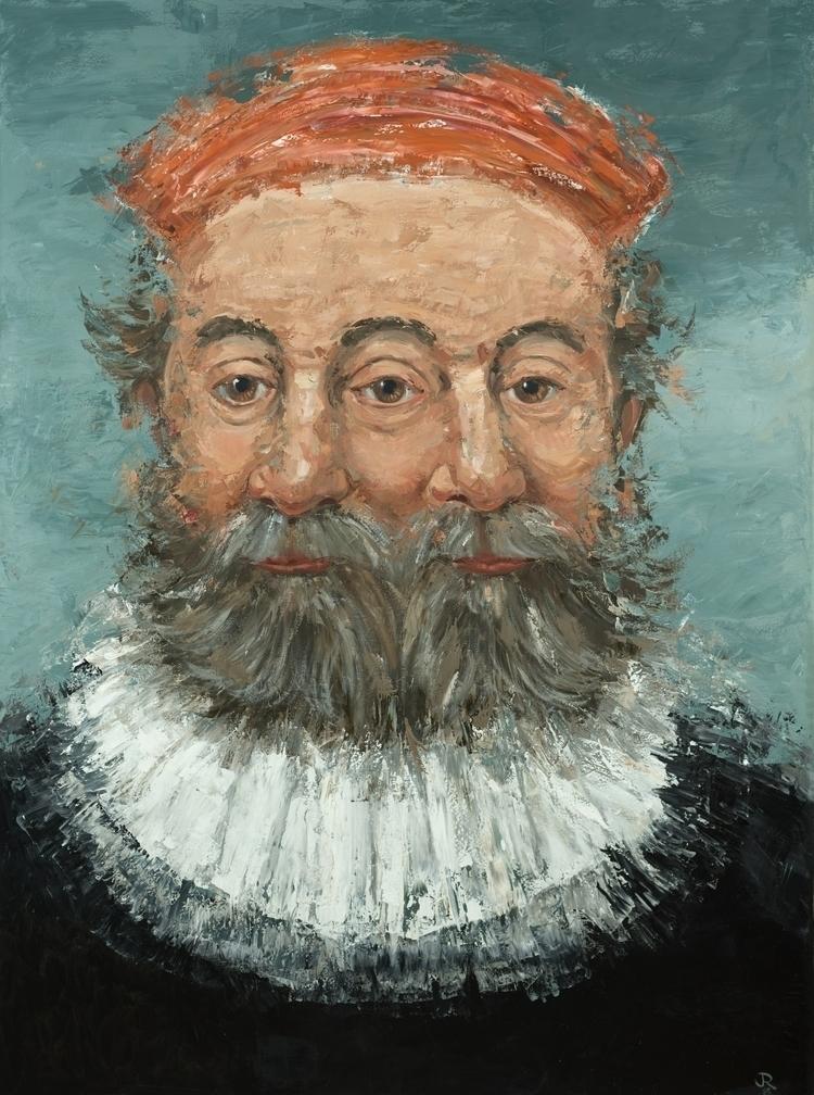 Man Orange Hat Rembrandt). 72 5 - jackrosenberg | ello