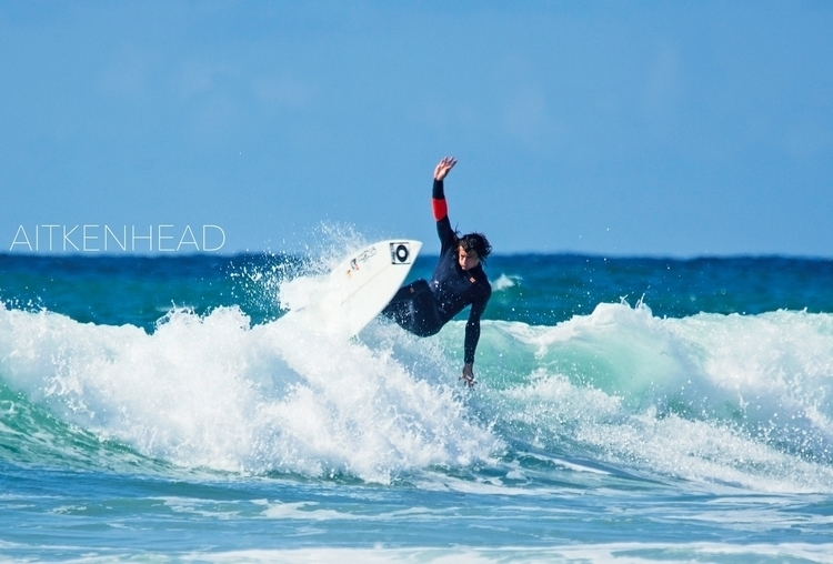 Newquay, Cornwall UK - surf, surfing - applebear1976 | ello