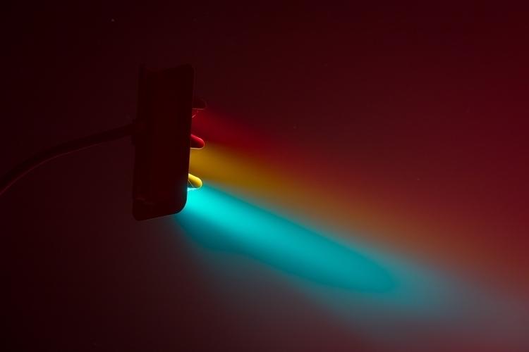 Traffic light strong photo seri - etapes | ello