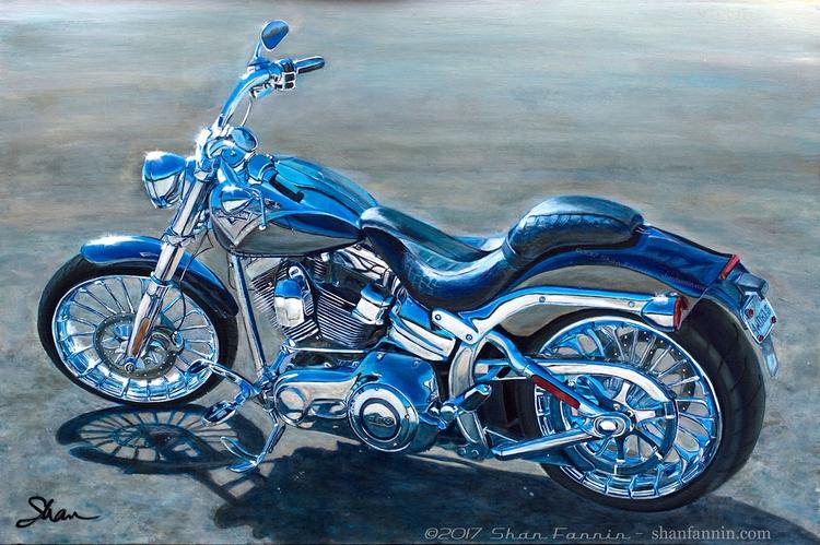 """2015 Harley Davidson CVO Break - shanfannin | ello"