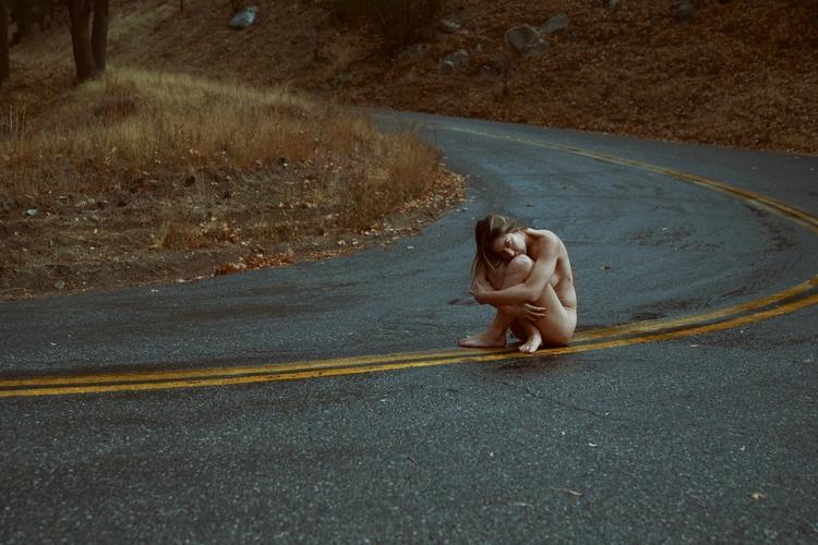 thousand miles feeling Human - DavidBowie - jsrphotos | ello