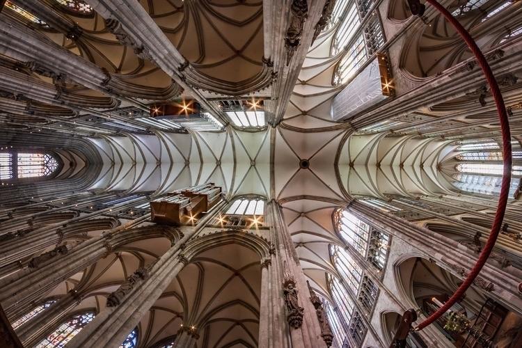 Der Kölner Dom great cathedral  - gkowallek   ello