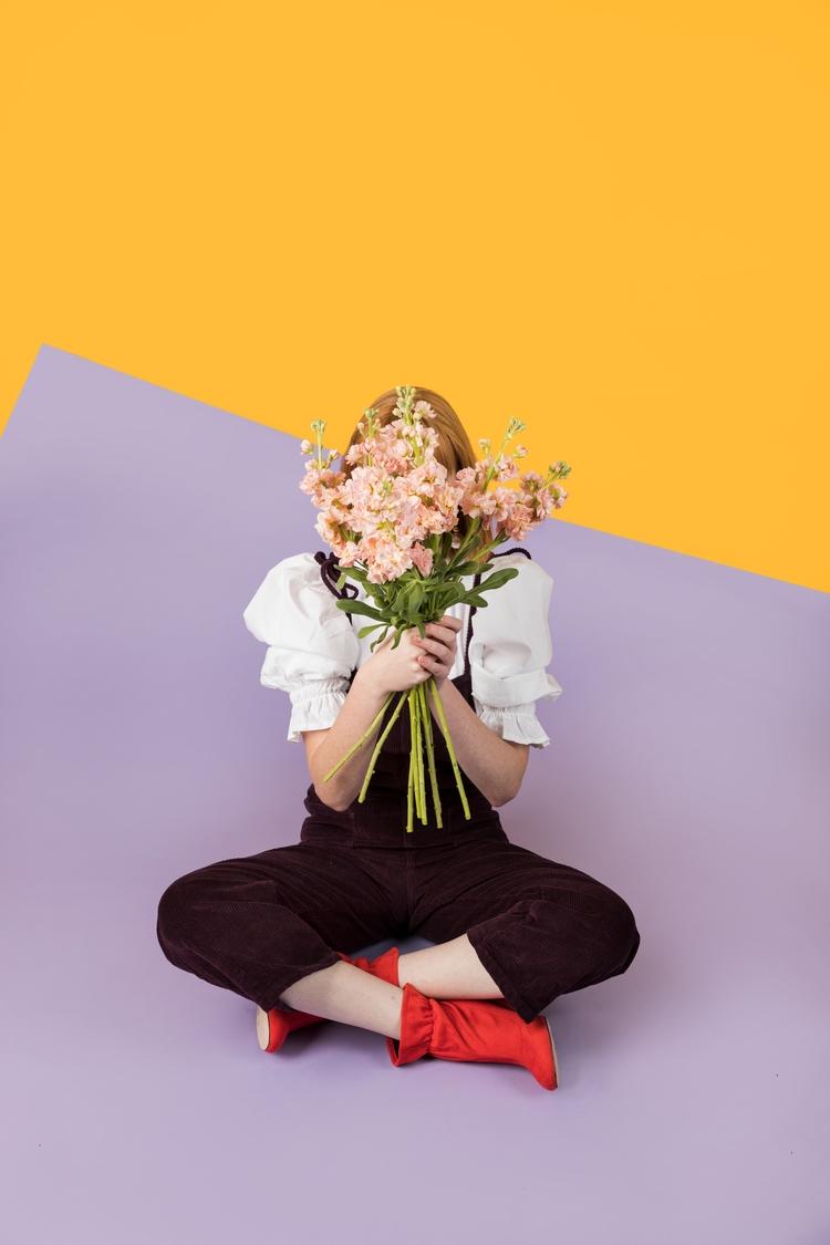art, flowers, photography, editorial - thefactoryandco | ello