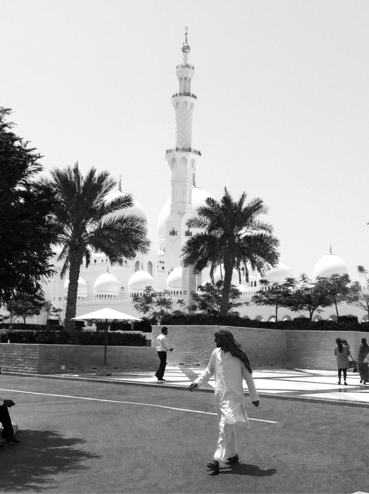 mosquesoftheworld, abudhabi - ajfliesrickshaws | ello