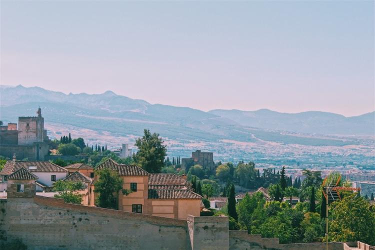 Granada, Andalusia, Spain. Sept - daniellerenee   ello