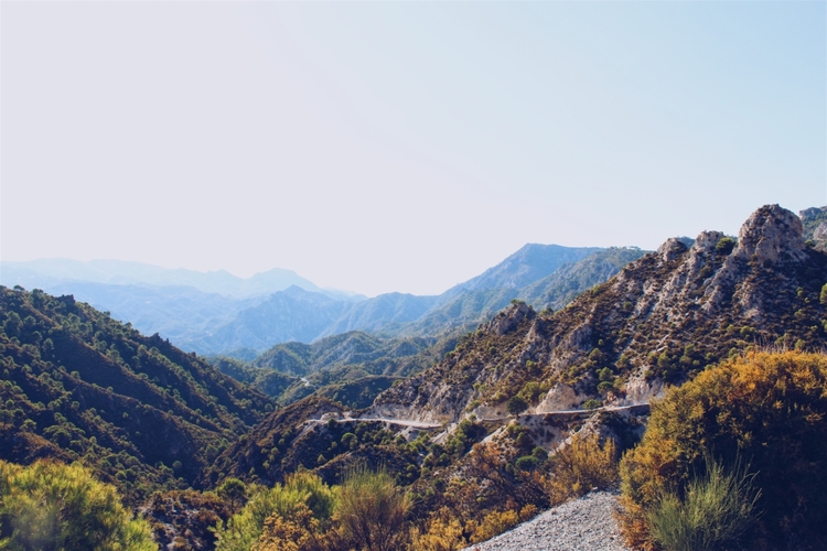 mountain Andalusia, Spain. Sept - daniellerenee | ello