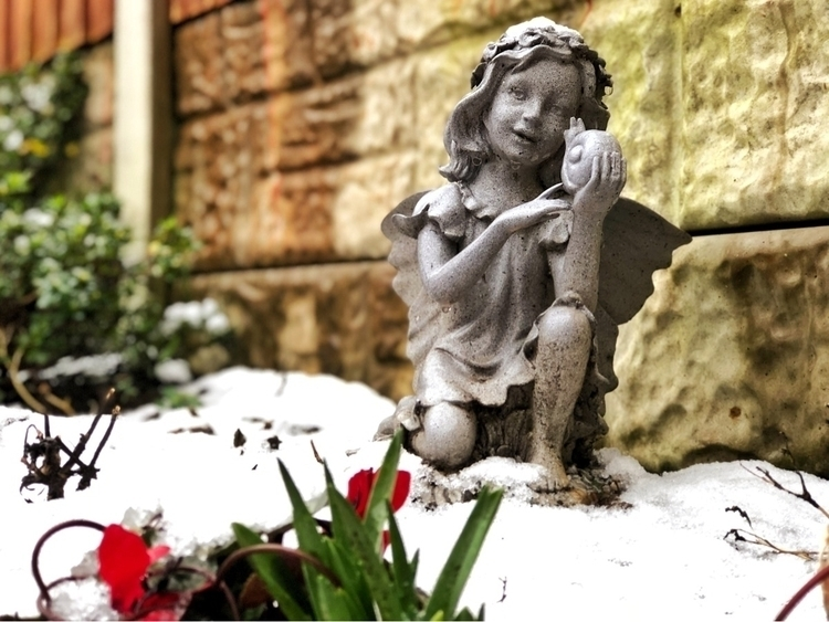 Angel Snow - Iphone, iphoneography - thatrichardjohnson | ello