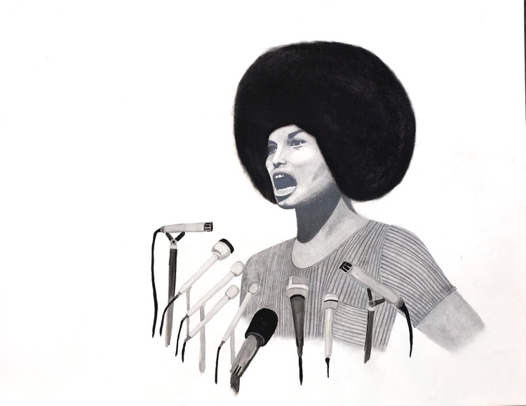 Angela Davis speaking inequalit - boydboyd | ello