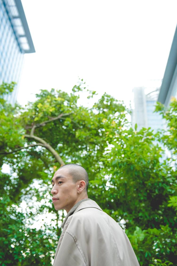 20180118 - portrait, 90s, photoshop - zhanghao   ello