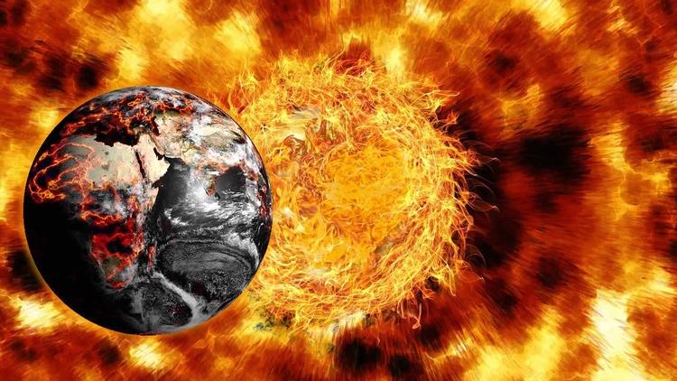 El Sol destruirá la Tierra much - codigooculto | ello