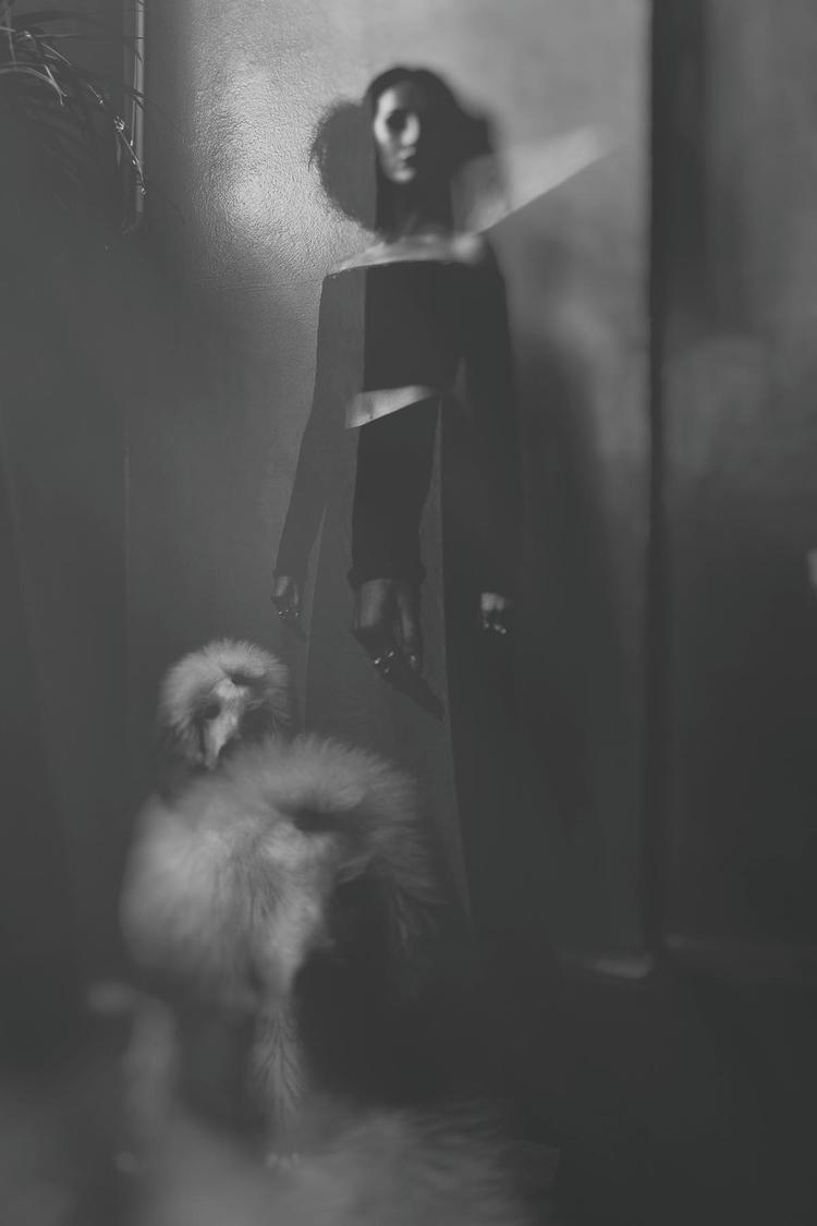 Dark Fashion Backstage Petushko - andrus_trash   ello