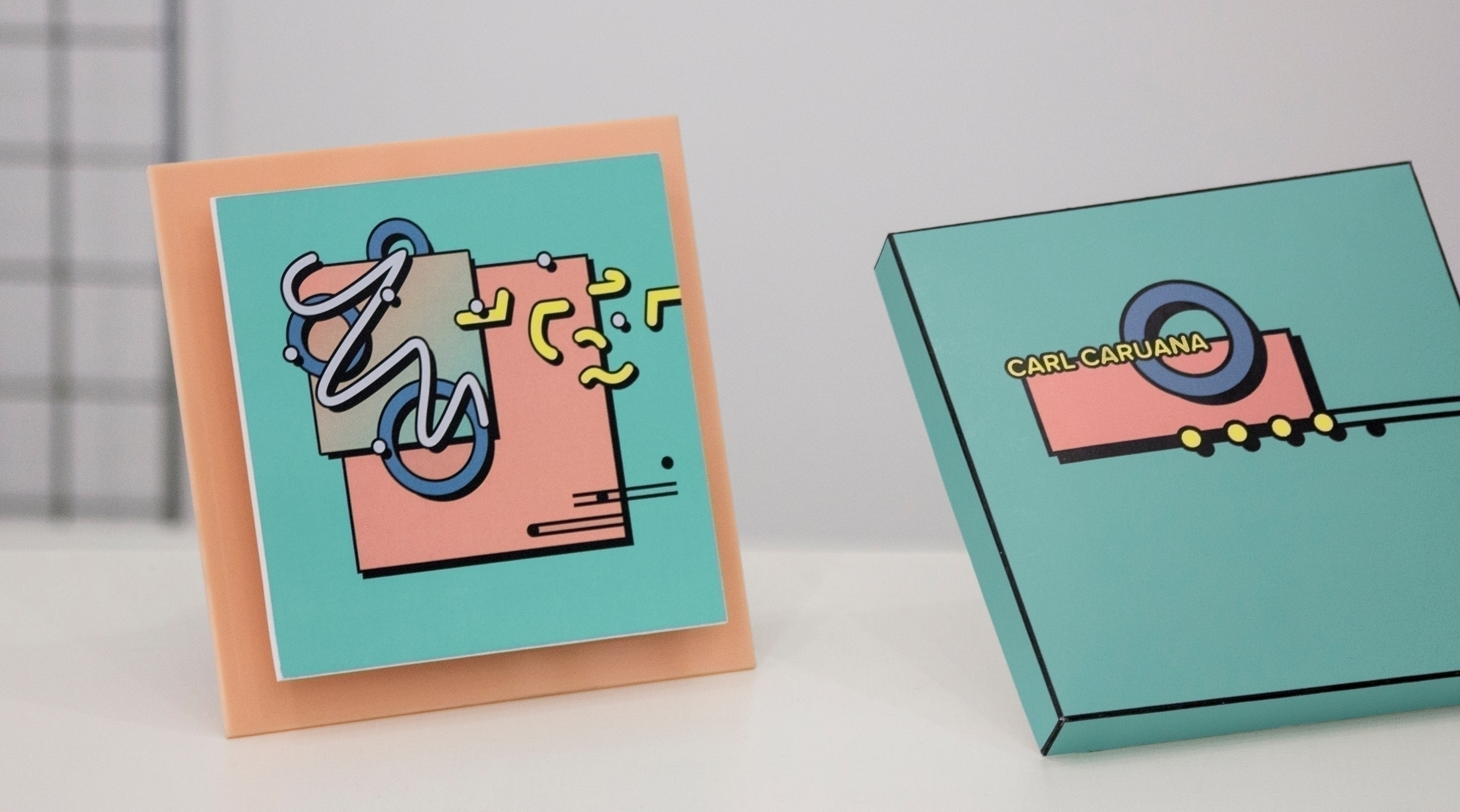 GIVEAWAY! - Box 1 Print Acrylic - carlcaruana | ello