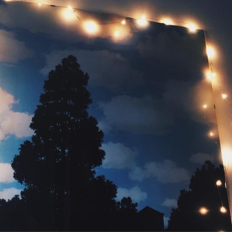 des lumières - 35mm, magritte - nicoletagliazucchi | ello