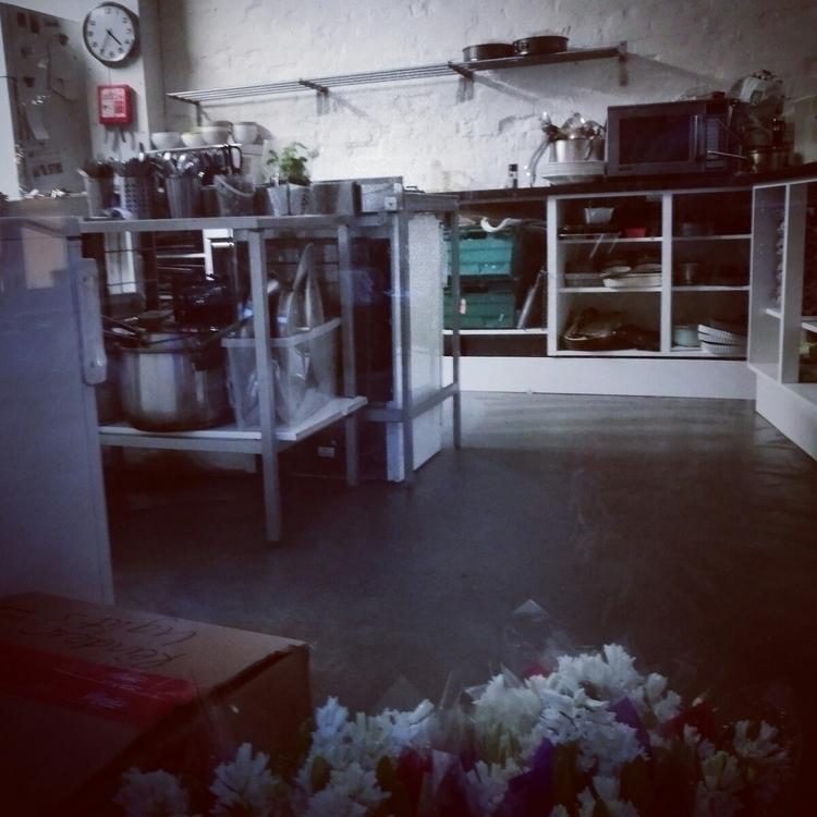 working kitchen sleeps. magic F - estelleclarke   ello