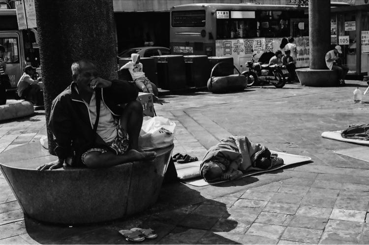 street, film, blackandwhite, bnw - applepeel | ello