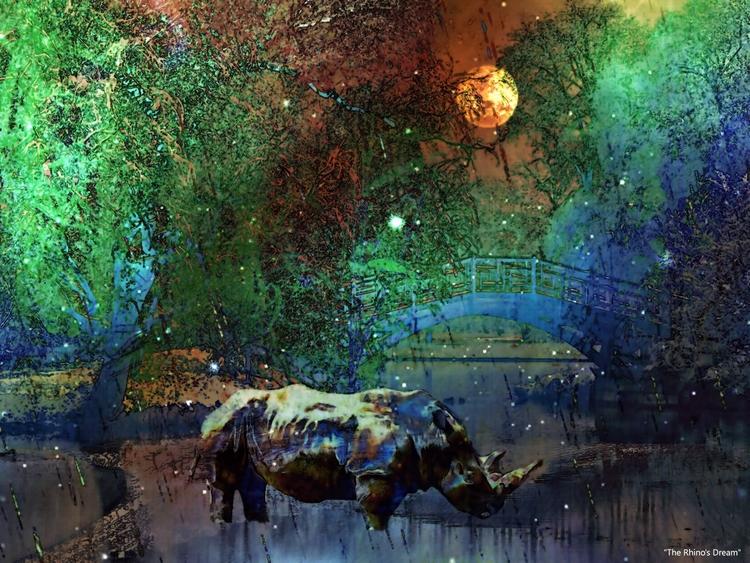 Work Dream Fantasies Mad Creato - greycrossstudios | ello
