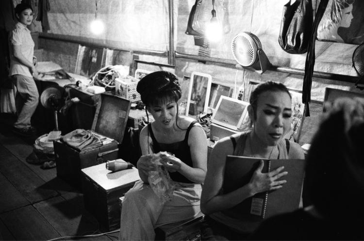 Taiwanese opera 歌仔戲 - film, Nikon - liaos | ello