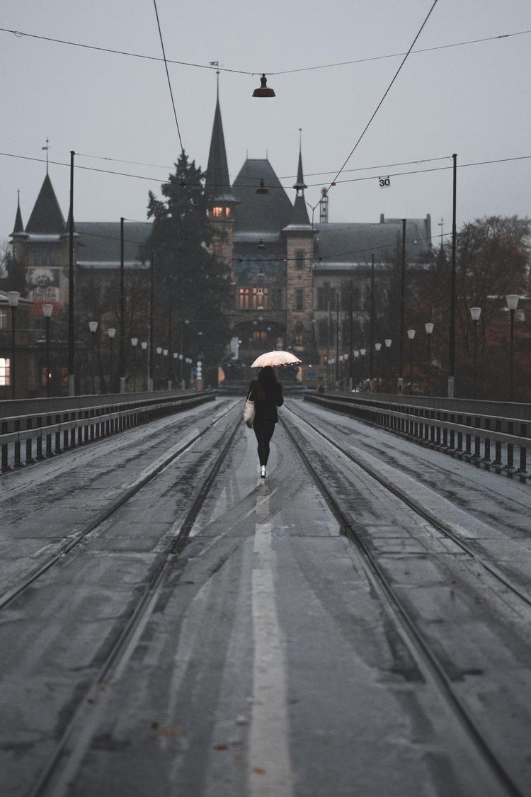 switzerland, city, winter, snow - yannickpulver | ello