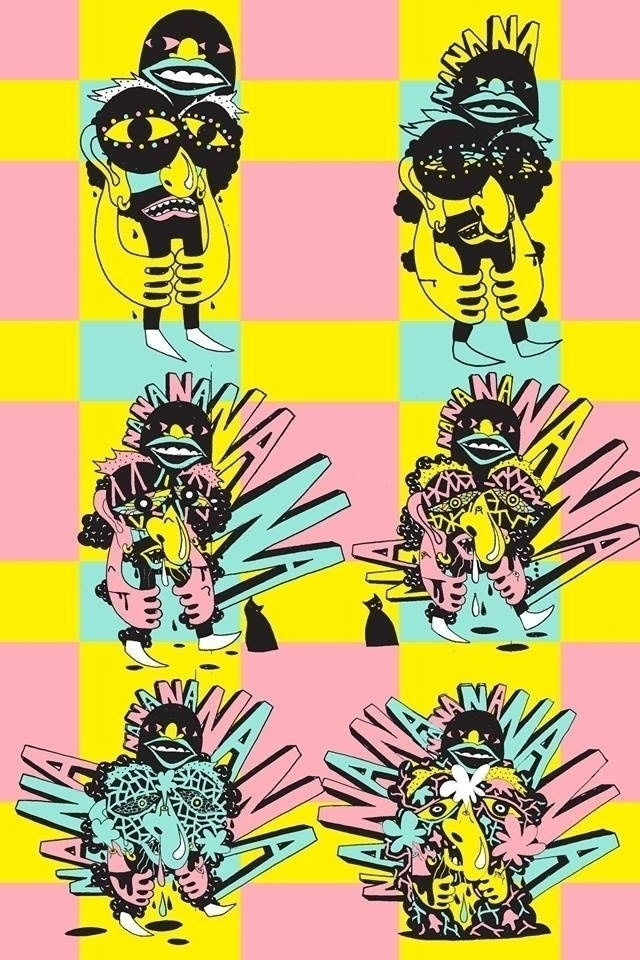 Rotting Man - vectorized illust - undianuevo   ello