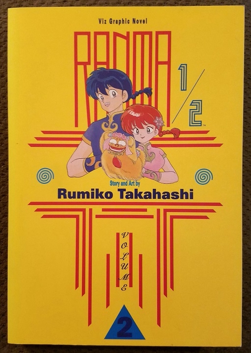 """Read Damn Book – 068: Ranma ½  - richardfyates 