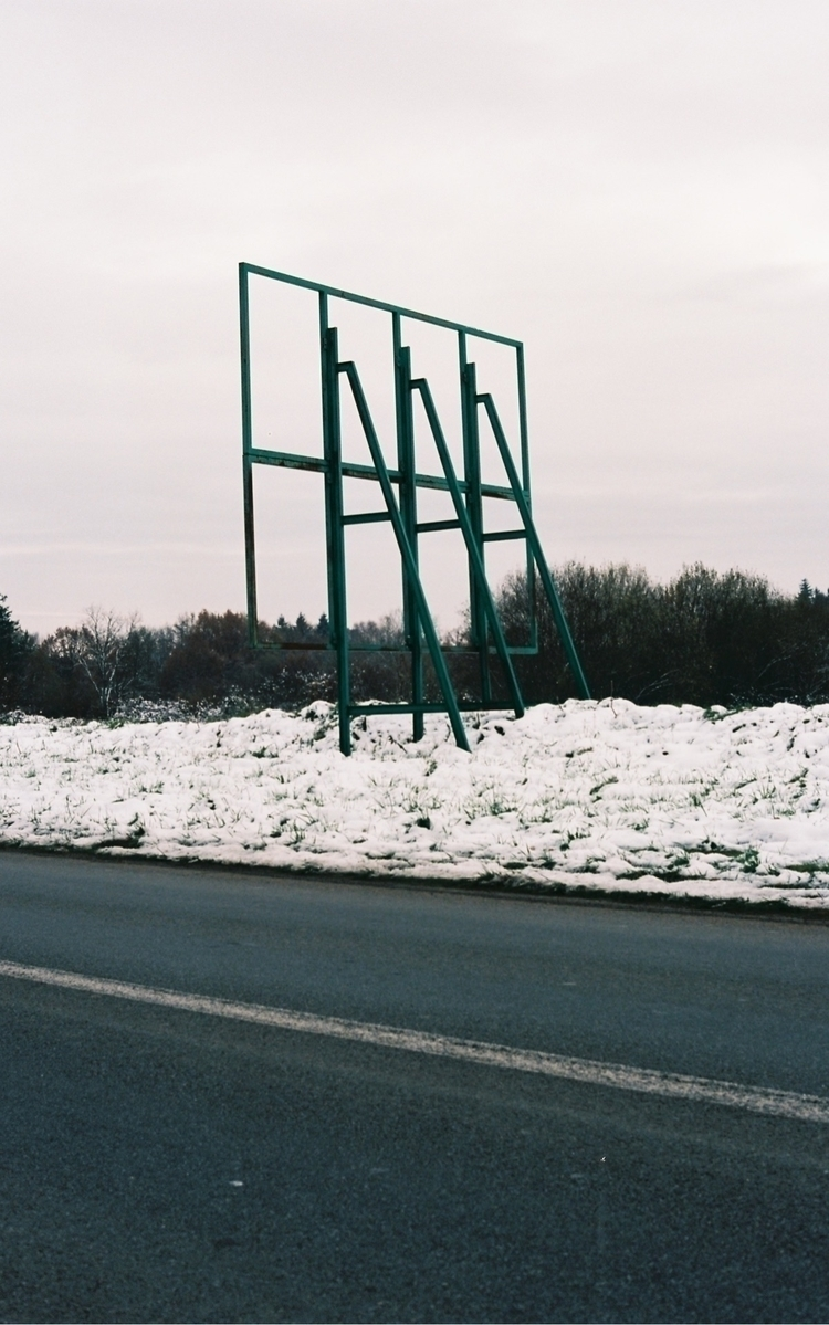Minimal - photography, film, road - kevinprst | ello