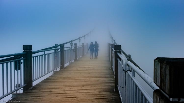 (foggy) bridge unknown,- Mt.Tia - shutterstalk | ello